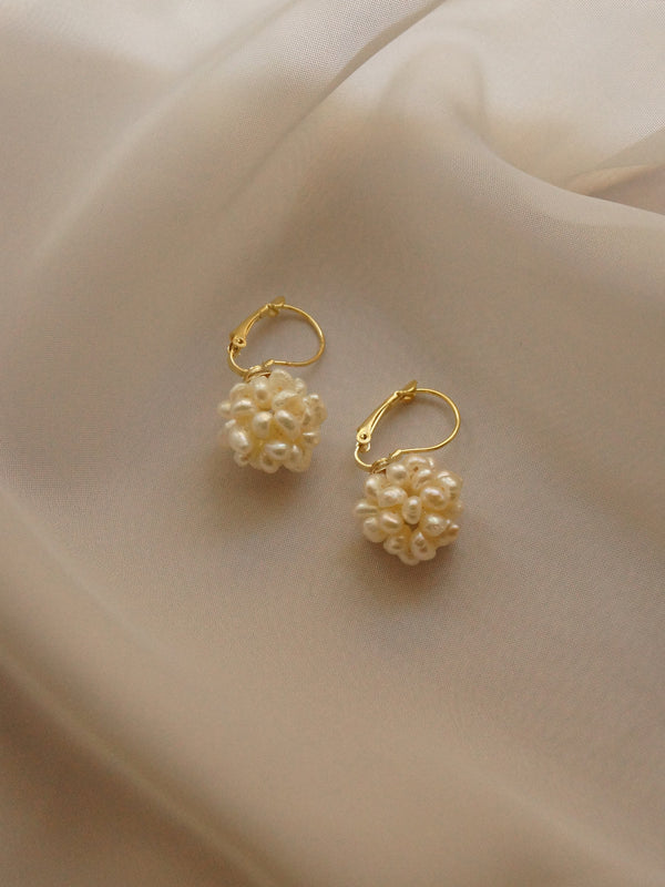 Dandan Earrings *18k Gold-filled (GABI PREMIUM)
