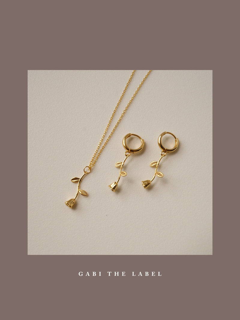DARIA Necklace *18K Gold-plated