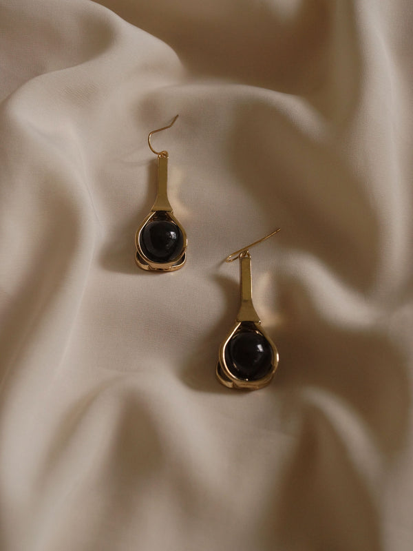 DIVYA Earrings - Orb
