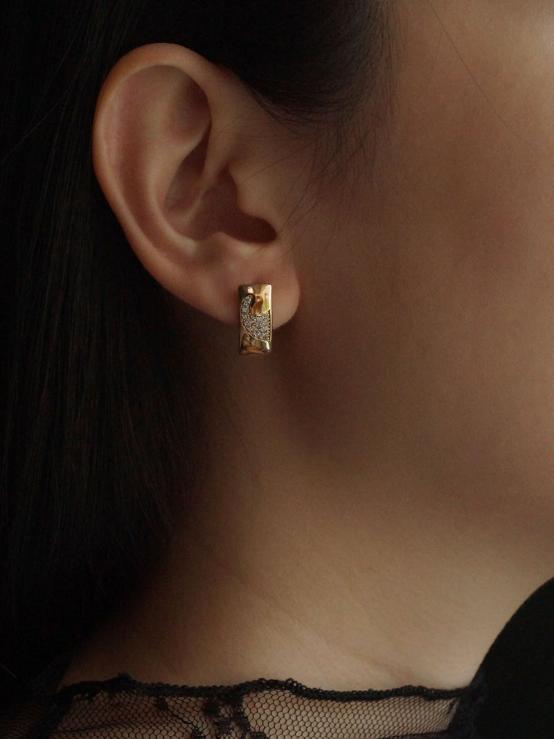 DUCI Earrings *Gold-plated // GABI EXCLUSIVE
