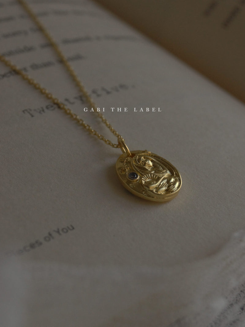 EDEN Necklace *18K Gold-plated