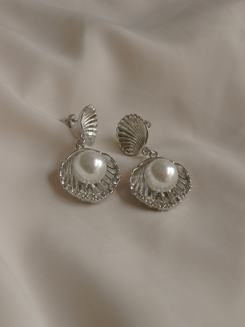 EMI Earrings - Silver