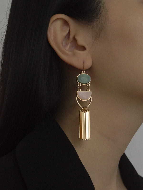 SOMA Earrings // GABI EXCLUSIVE