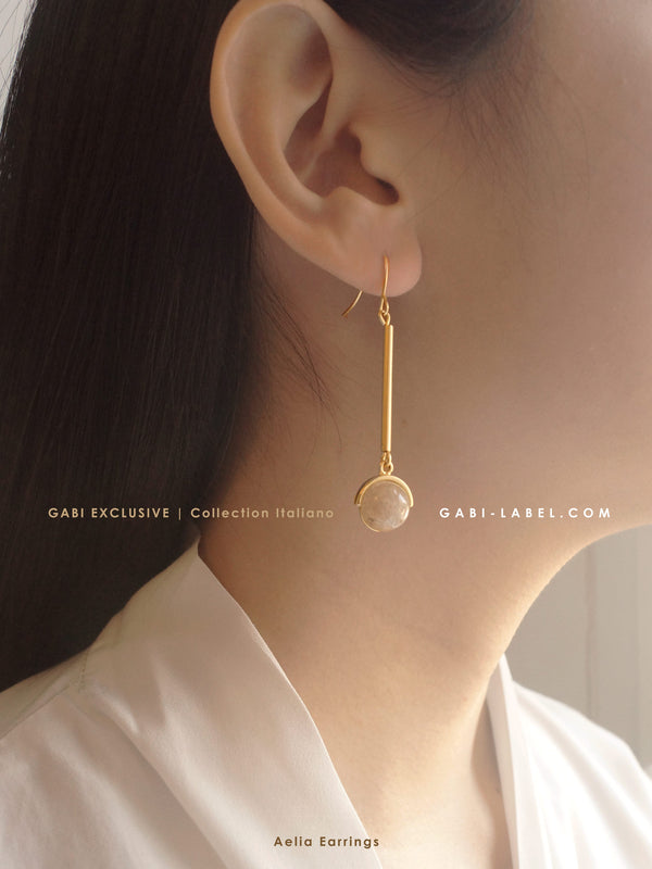 GABI EXCLUSIVE // Collection Italiano - Aelia Earrings