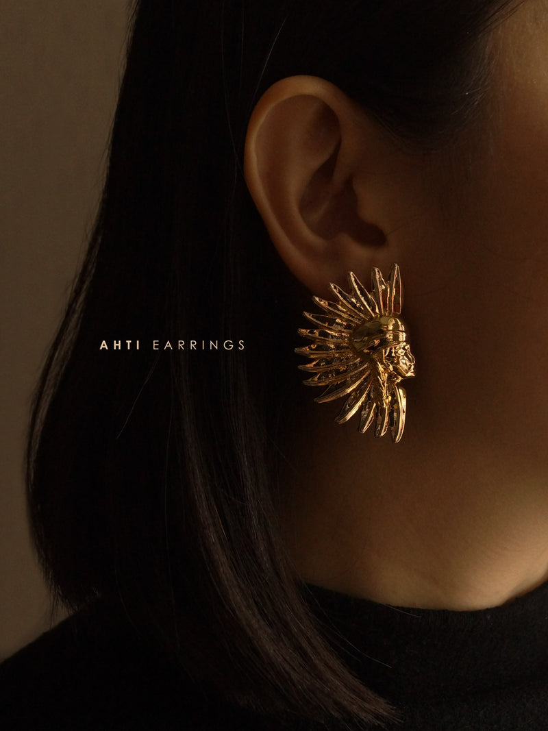 Ahti Earrings