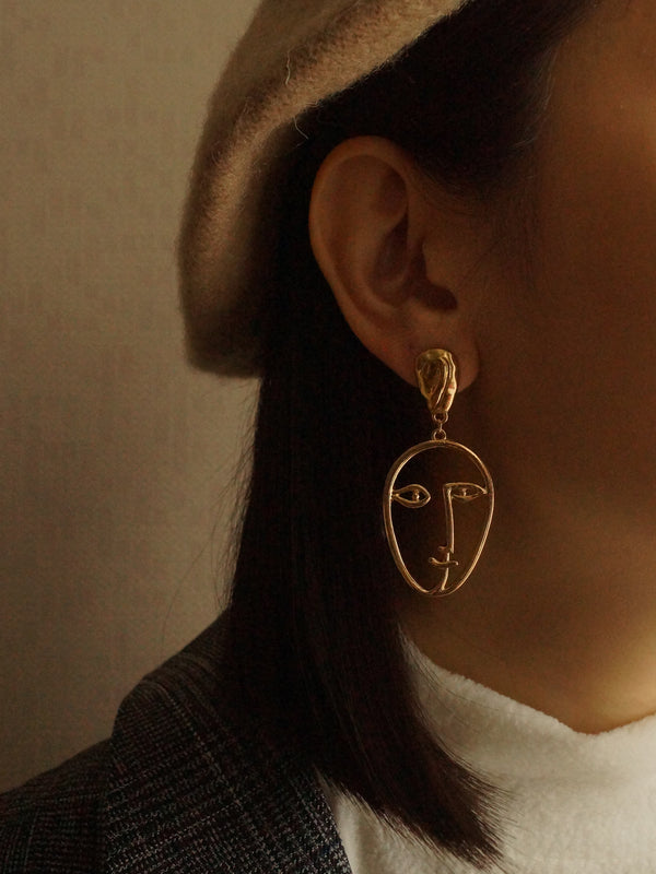 Aila Earrings