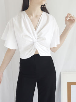 Bella Top - White