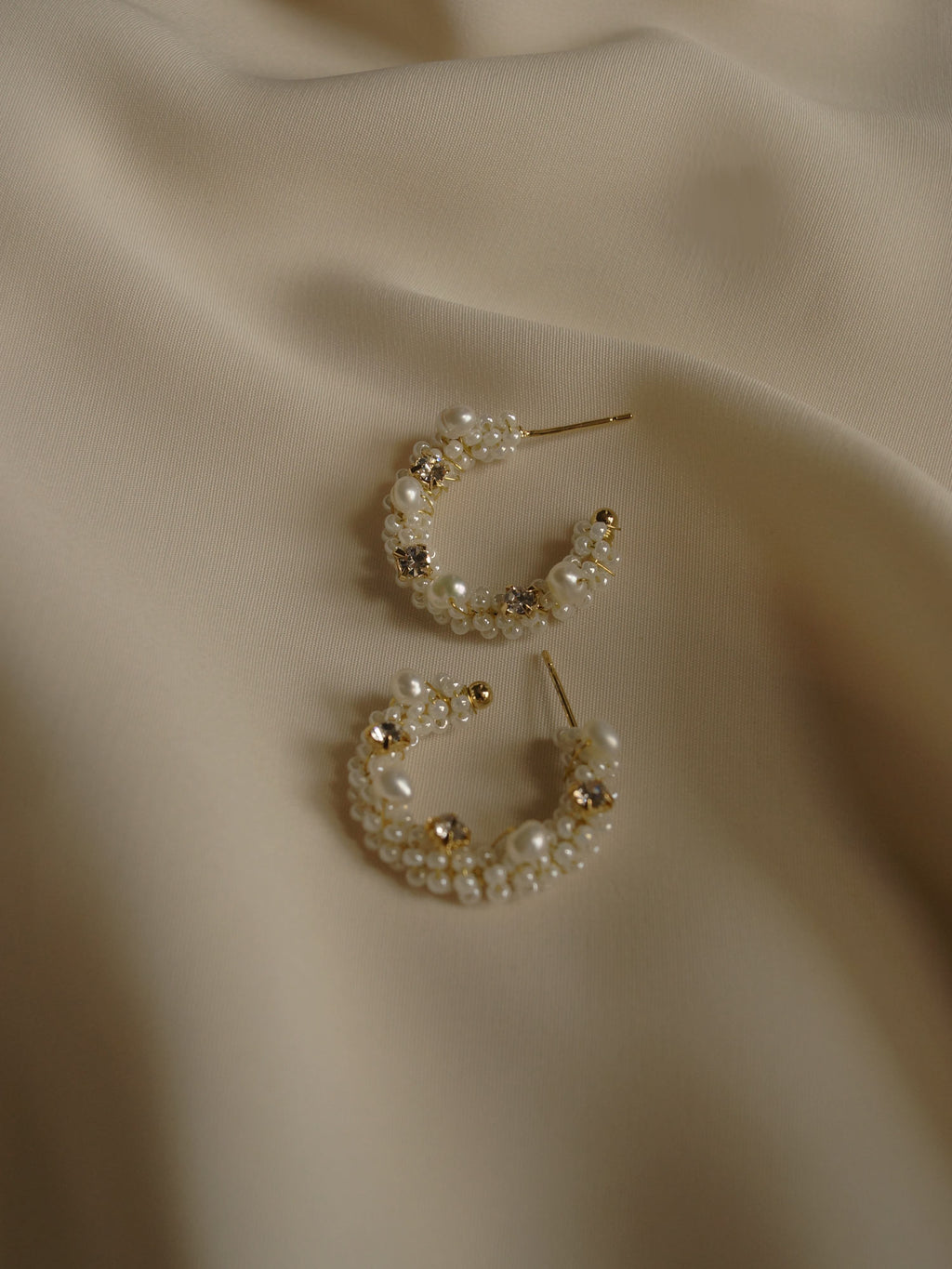 Britta Earrings *S925 Ear-posts (GABI PREMIUM)