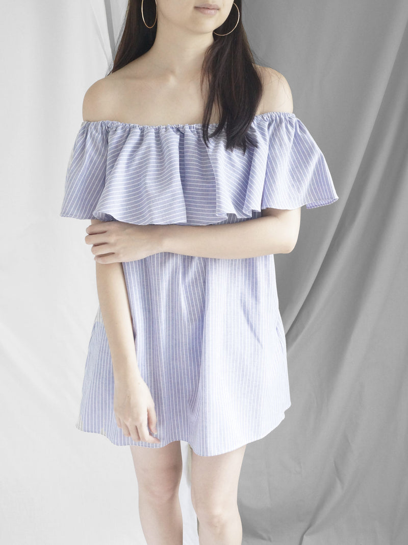 Dahlia Off-Shoulder Dress