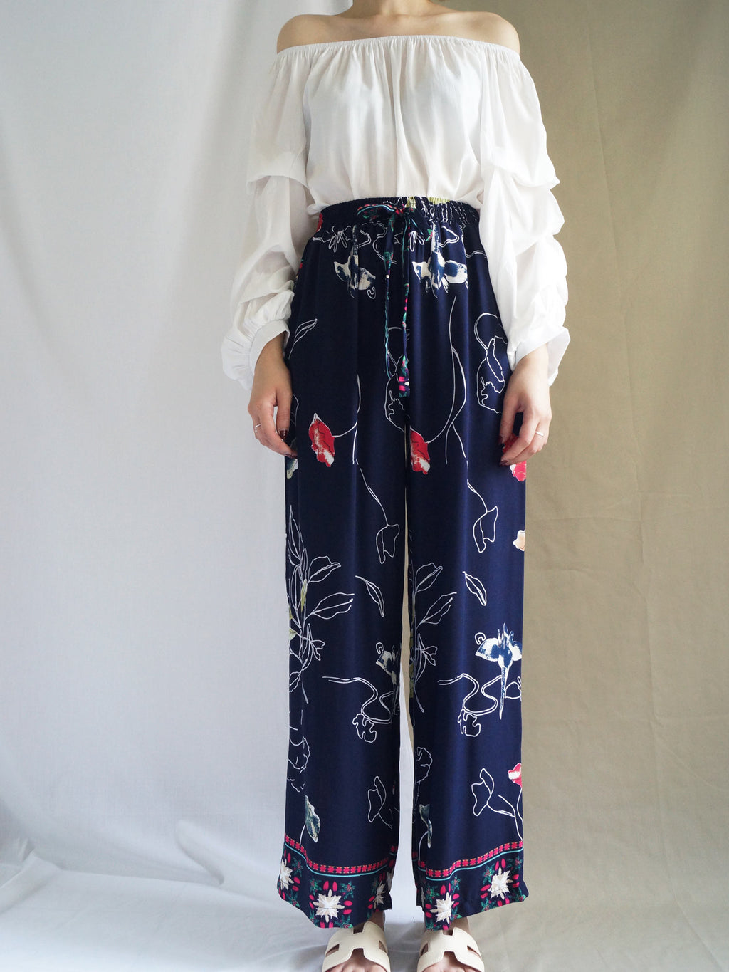 Delilah Relaxed Pants - Gabi The Label