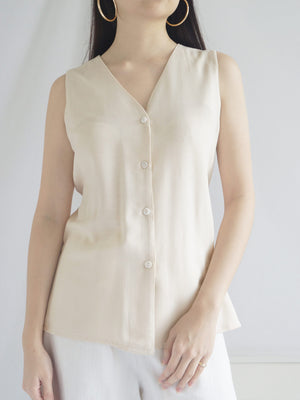 Dido Top - Beige
