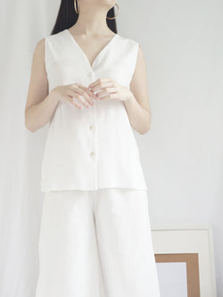 Dido Top - White
