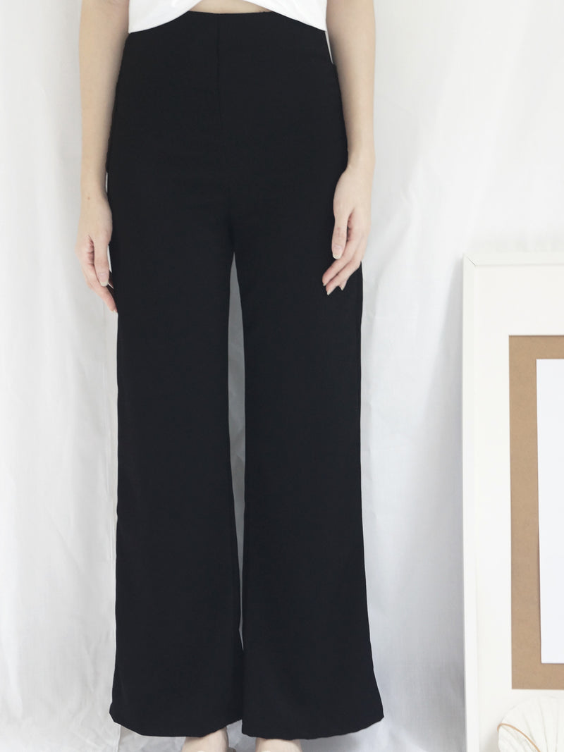 Donna High Waisted Pants