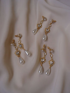 Esmé Earrings (S925 Ear-posts)