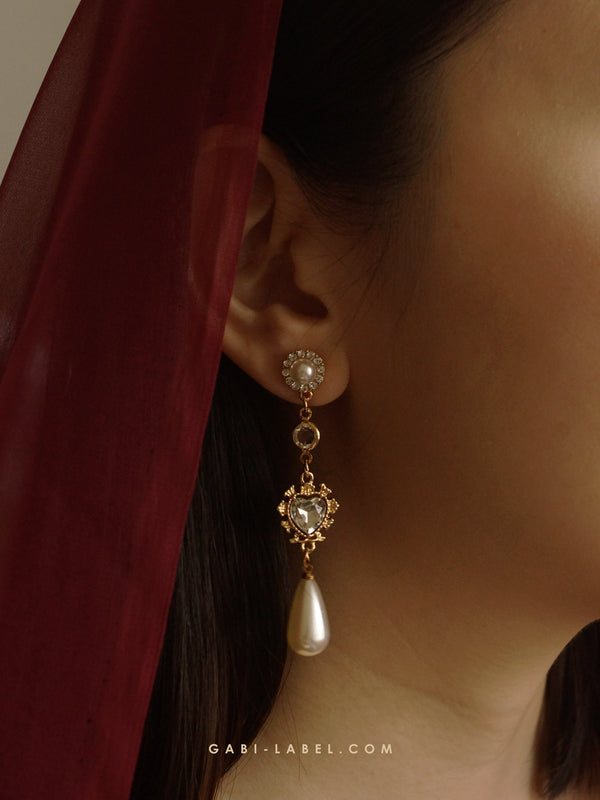 Esmé Earrings *S925 Earposts