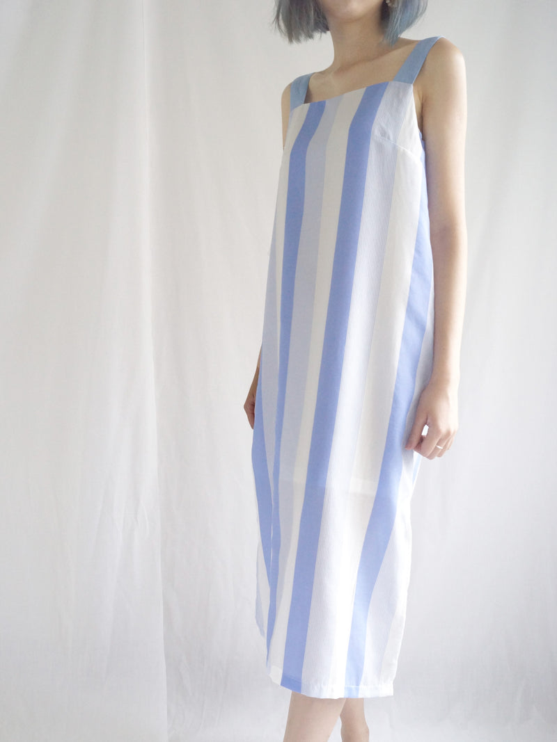 Holly Dress - Baby Blue