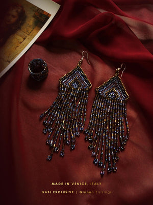 GABI EXCLUSIVE // Collection Italiano - Giada Earrings