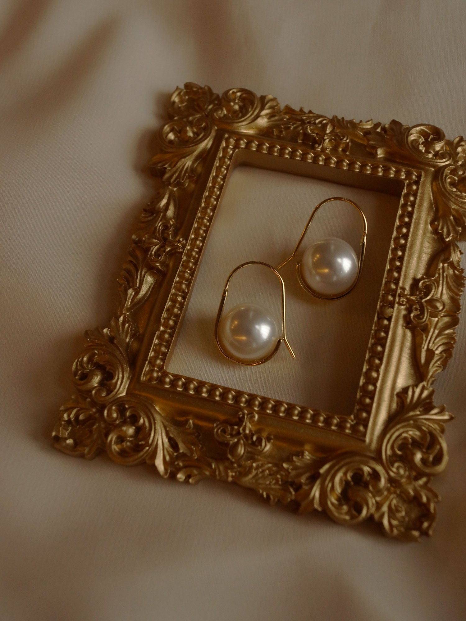 Keiko Earrings *18K Gold-plated (GABI PREMIUM)