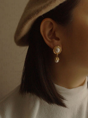 Kielo Earrings *S925 Ear-posts
