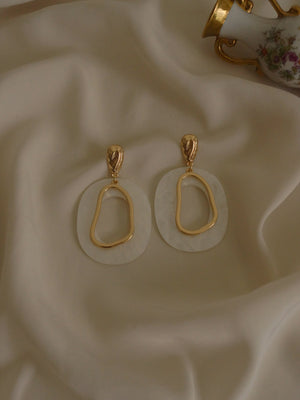 Kylli Earrings *S925 Ear-posts