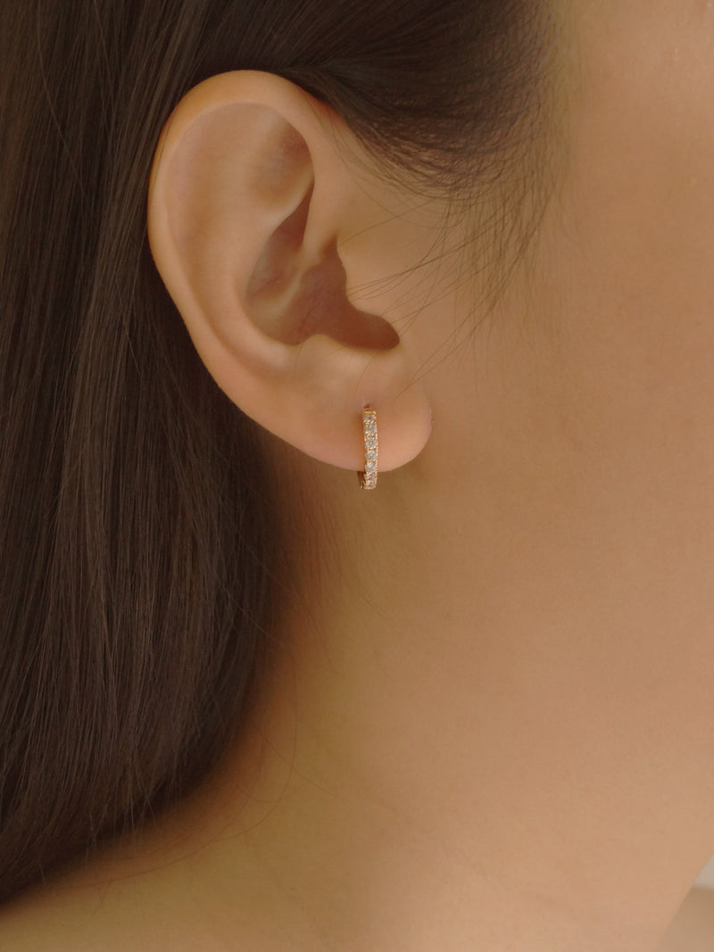 LITHE Earrings *18K Gold-plated (GABI PREMIUM)