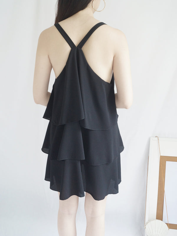 Louisa Dress - Black