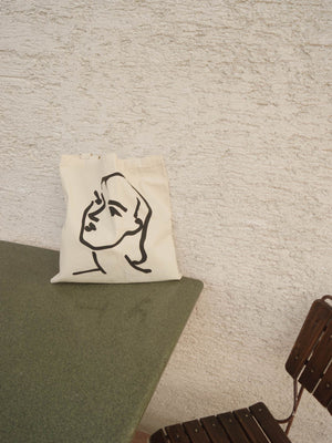 Matisse Drawing Eco Totebag