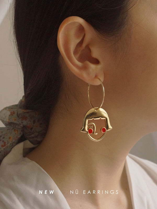 Nü Earrings