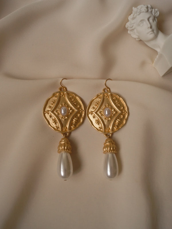 Odetta Earrings *GABI PREMIUM