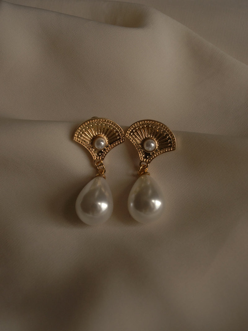 Saffi Earrings *S925 Earposts