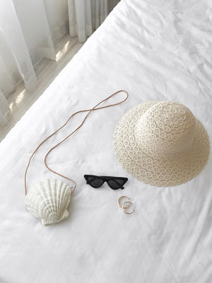 Seashell Sling Bag - Gabi The Label