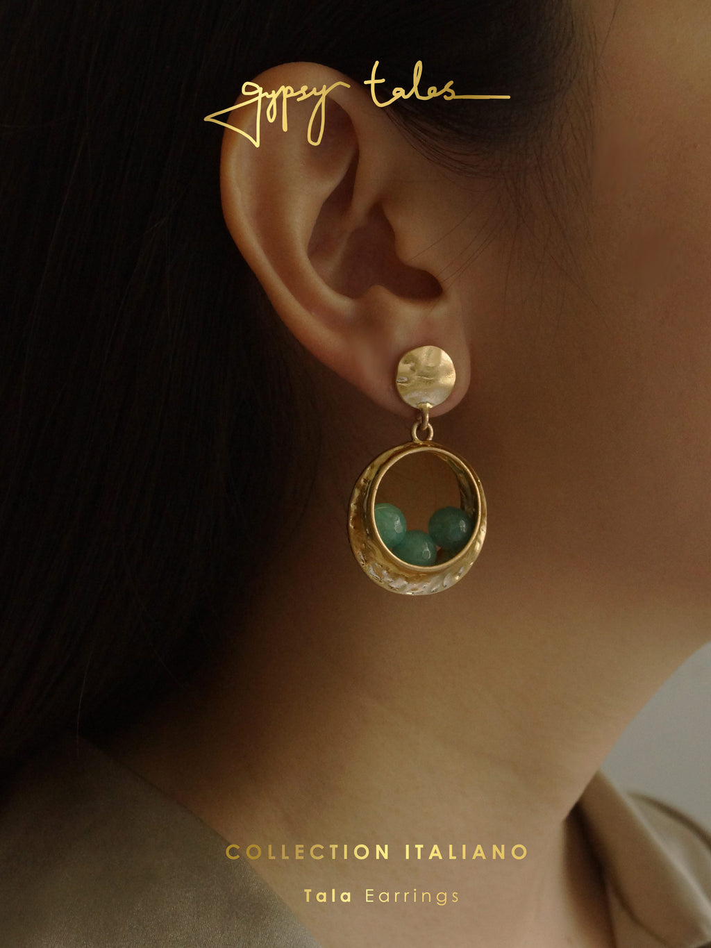 GABI EXCLUSIVE // Collection Italiano - Tala Earrings