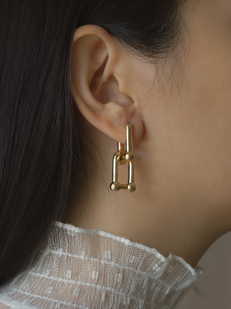 HARRIET Hoops *Gold-plated