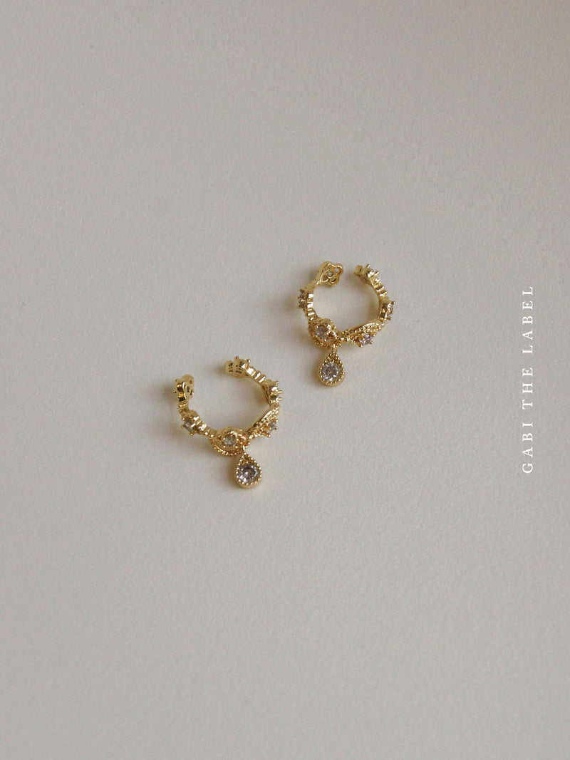 IMOGEN Earcuffs *Gold-plated
