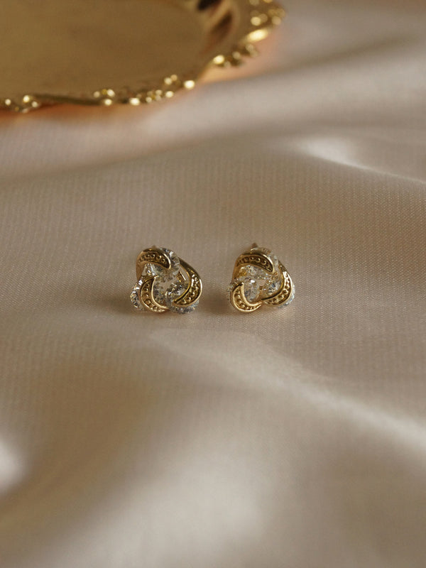 ISABELLA Earstuds *Gold-plated