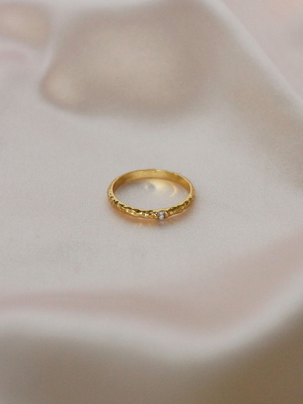 ISOLDA Ring *Gold-plated