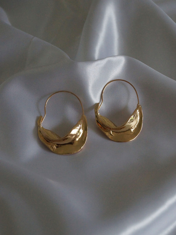 Jin Earrings - Gold
