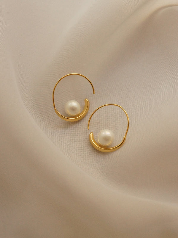 JUAN Earrings *18k Gold-filled (GABI PREMIUM)