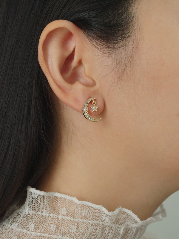 KAORI Earrings *S925 Earposts
