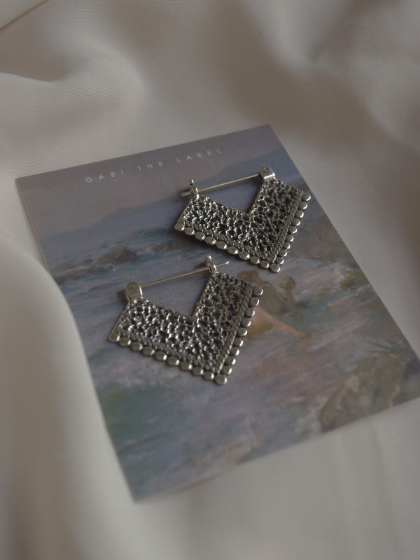 KARANG Earrings *925 sterling silver // GABI EXCLUSIVE
