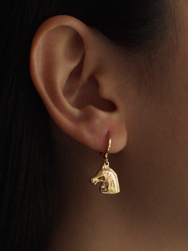 Kato Earrings *Gold-plated