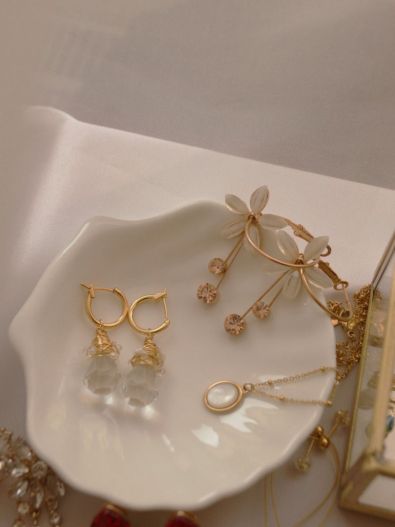 QING Necklace *Gold-plated (GABI PREMIUM)