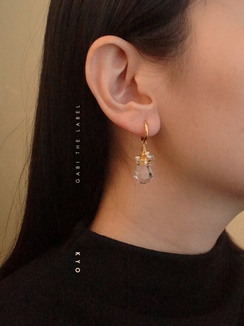 Kyo Earrings (GABI PREMIUM)