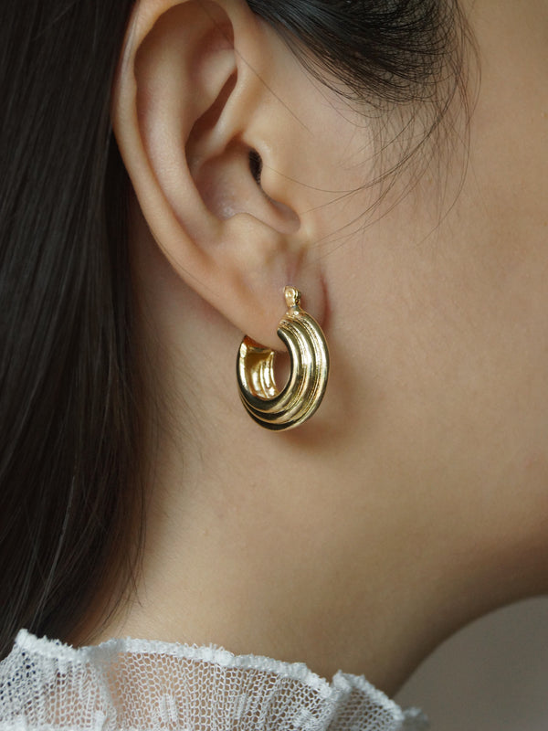 LAYLA Hoops *Gold-plated