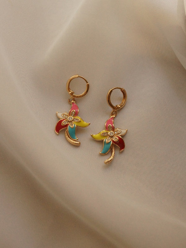 LEELEE Earrings *Gold-plated (GABI PREMIUM)