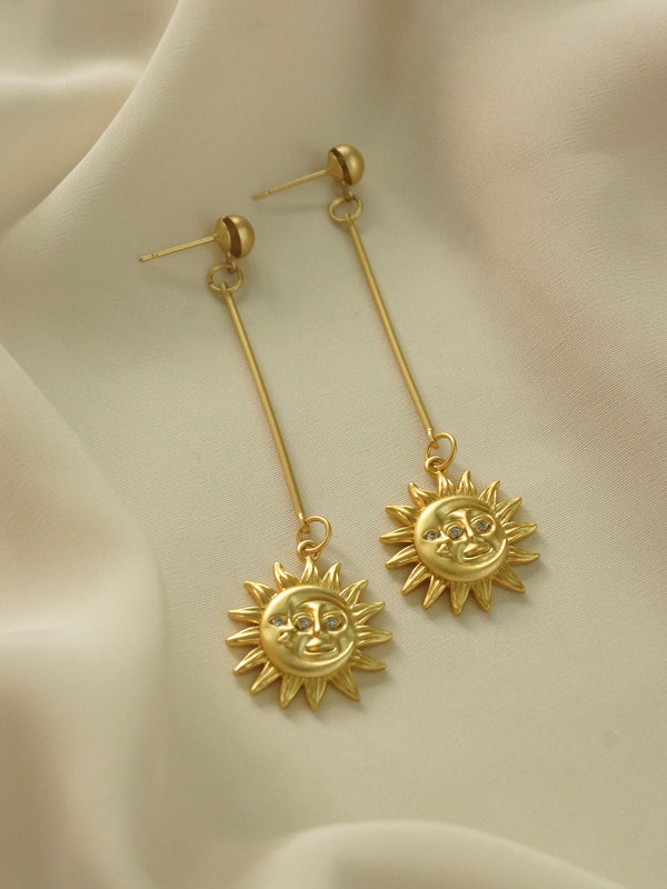 LOVEGOOD Earrings *18K Gold-plated