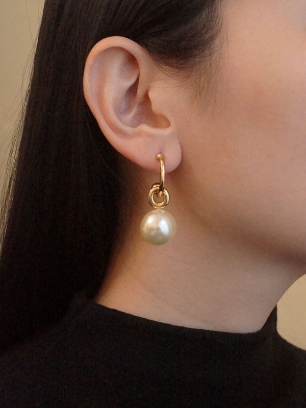 LULI Pearl Earrings