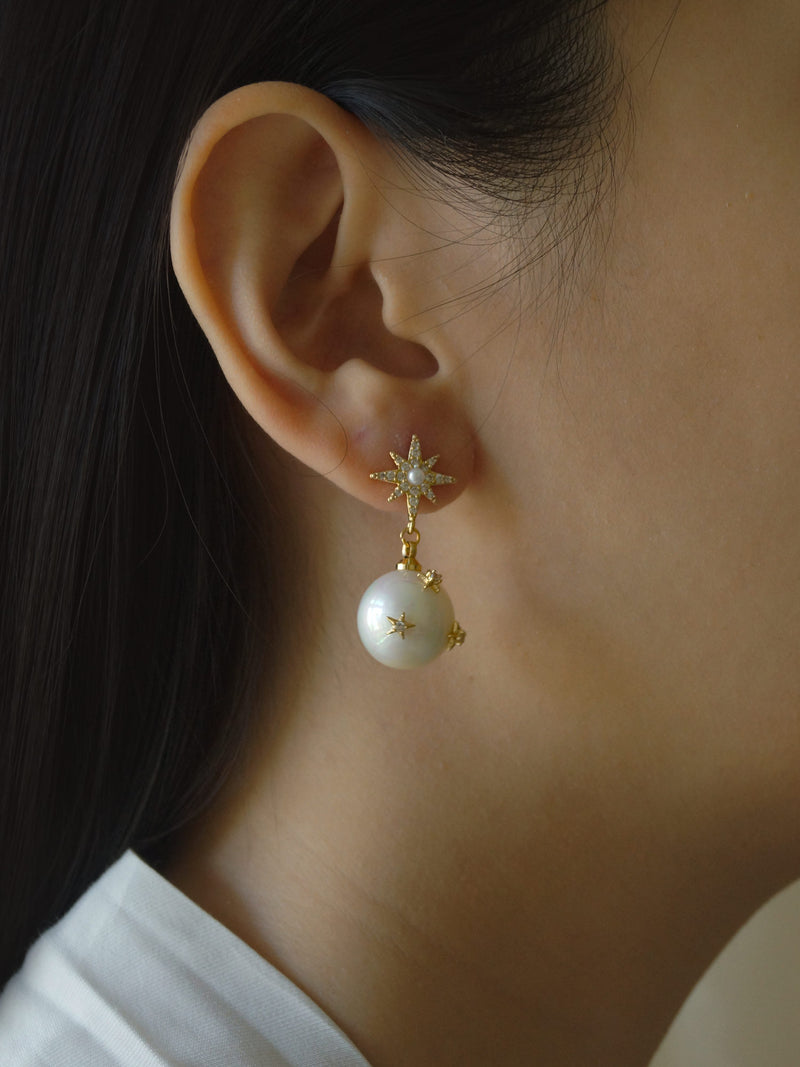 LUZON Earrings *Gold-plated (GABI PREMIUM)
