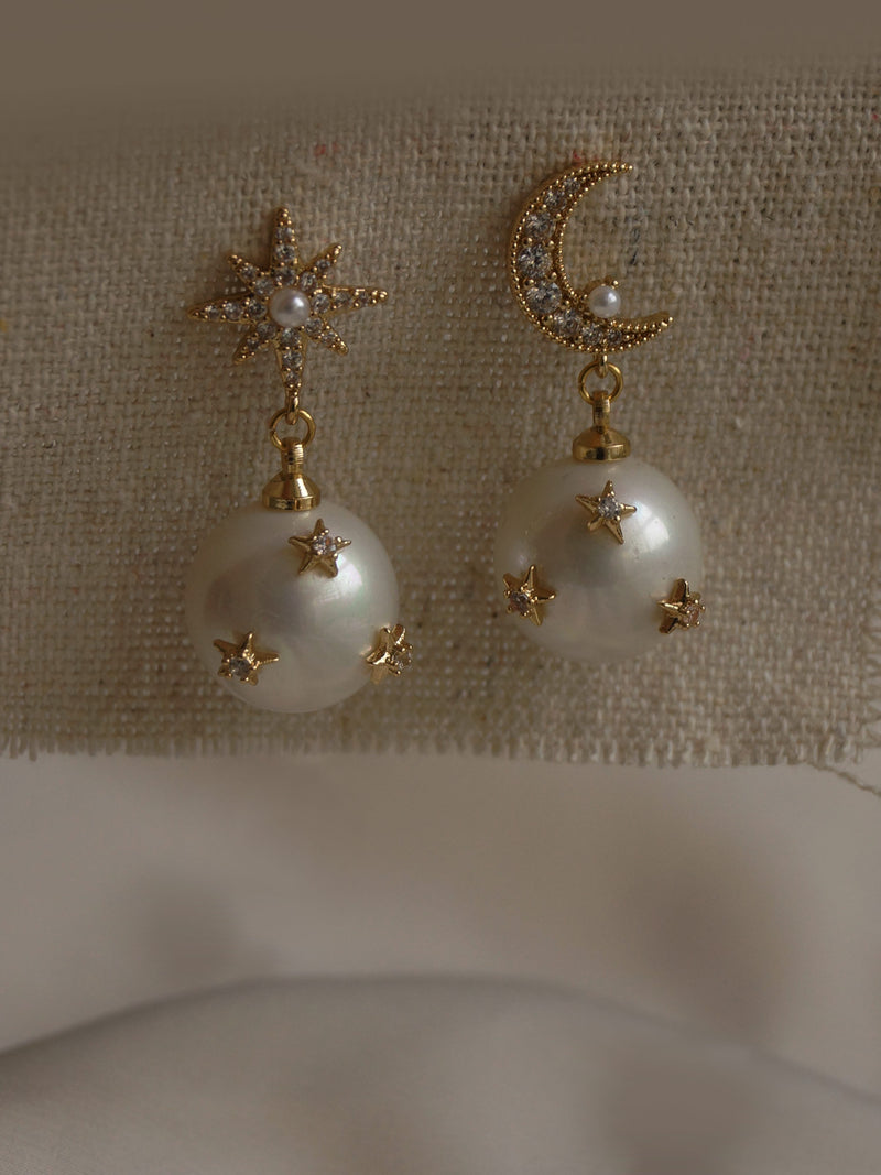 LUZON Earrings *Gold-plated
