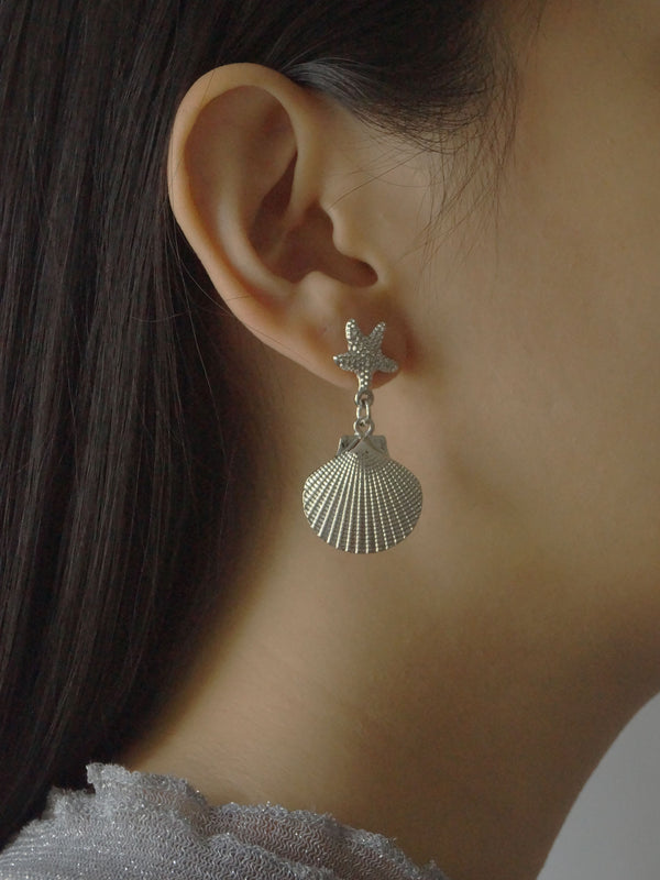 ADI Earrings - Silver